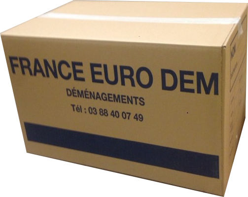cartons de d m nagement dans le bas rhin france euro. Black Bedroom Furniture Sets. Home Design Ideas